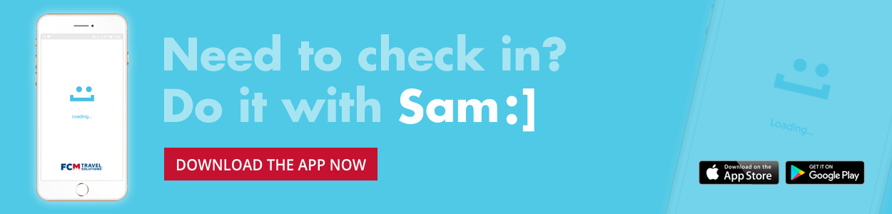 Check in with Sam